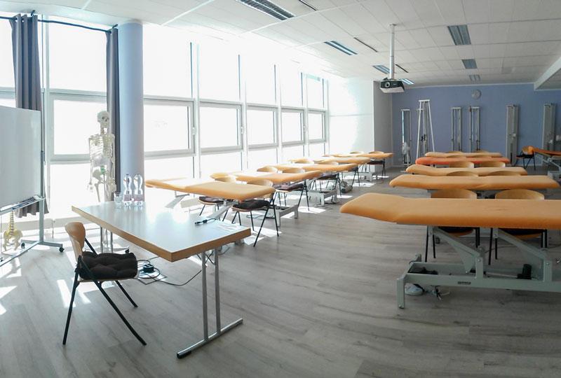 Schulungsraum College Sutherland Berlin