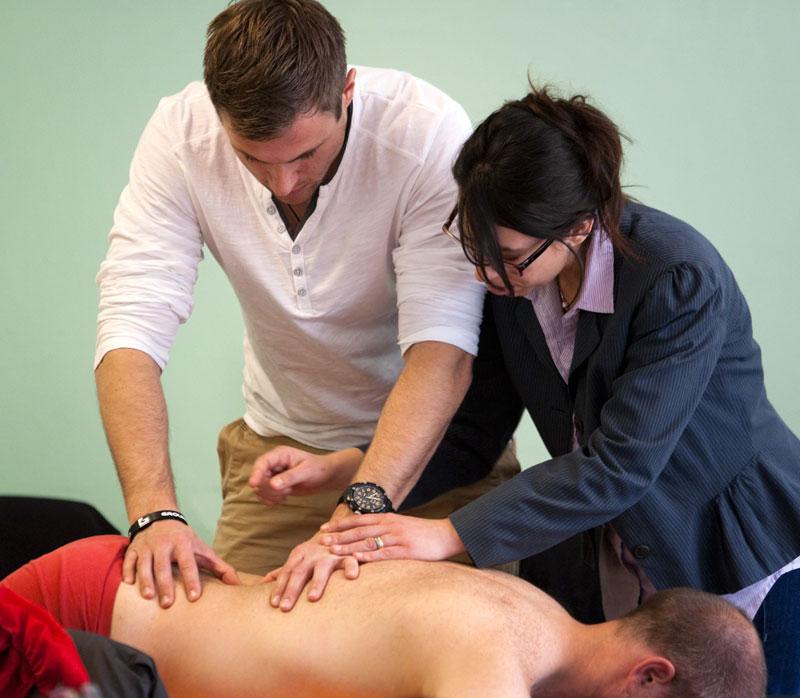 Osteopathie Unterricht