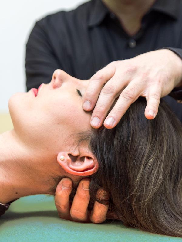 Craniosakrale Osteopathie